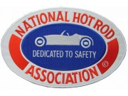 GIANT NHRA DRAG RACING MOTORSPORTS PATCH (P01)