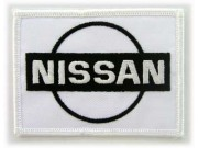 NISSAN AUTOMOBILE EMBROIDERED PATCH #03