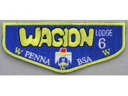 OA Lodge 6 Wagion