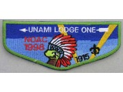 OA Lodge 1 Unami NOAC 1998
