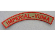BSA District Strips - Imperial-Yuma Patch