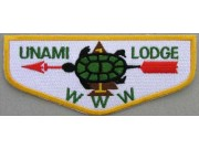OA Lodge 1 Unami Patch