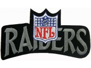 Oakland Raiders NFL Embroidered Patch #04