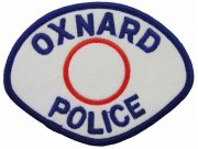 OXNARD POLICE PATCH