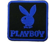 PLAYBOY EMBROIDERED PATCH