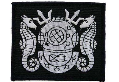 MALAYSIA POLICE SPECIAL FORCE DIVER PATCH