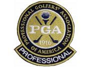 Professional Golfer Association America Patch #11