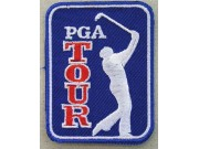 PGA TOUR GOLF EMBROIDERED PATCH #10