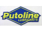 Putoline Lubricants Racing Embroidered Patch