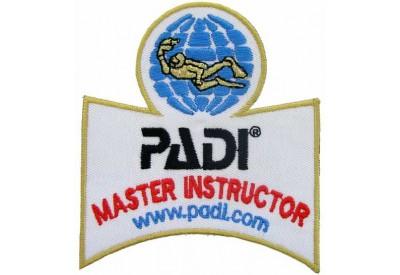 PADI SCUBA - MASTER INSTRUCTOR