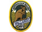 Australia Wallabies Rugby Embroidered Patch #02
