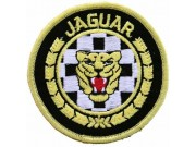 JAGUAR AUTOMOBILE EMBROIDERED PATCH #01