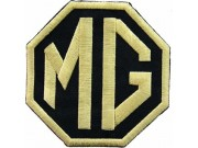 MG ROVER AUTOMOBILE LOGO EMBROIDERED PATCH #01