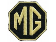 MG ROVER AUTOMOBILE LOGO EMBROIDERED PATCH #02
