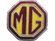 MG ROVER AUTOMOBILE LOGO EMBROIDERED PATCH #03