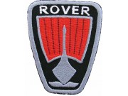 MG ROVER AUTOMOBILE LOGO EMBROIDERED PATCH #04