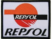 HONDA REPSOL MOTO GP EMBROIDERED PATCH #03