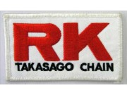 RK TAKASAGO CHAIN EMBROIDERED PATCH #02