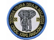 RMAF MALAYSIA AIR FORCE DIV 10 PATCH