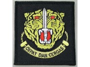 ROYAL MALAYSIA ARMY SPECIAL FORCES REGIMENT PATCH