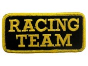 Racing Team Racing Embroidered Patch #01