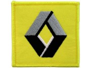 RENAULT AUTOMOBILE F1 LOGO EMBROIDERED PATCH #01