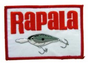 RAPALA FISHING SPORTS EMBROIDERED PATCH #05