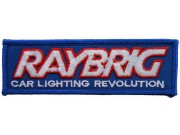 RAYBRIG MOTORSPORTS RACING EMBROIDERED PATCH