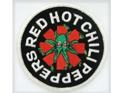 RED HOT CHILI PEPPERS PUNK & ROCK PATCH #01