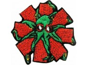 RED HOT CHILI PEPPERS PUNK & ROCK PATCH #04