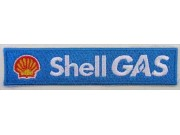 SHELL OIL & GAS RACING SPORT EMBROIDERED PATCH #01