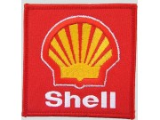 SHELL / ADVANCE RACING EMBROIDERED PATCH #11