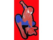 GIANT SPIDERMAN EMBROIDERED PATCH #P1