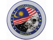 RUSSIA MALAYSIA SPACEFLIGHTS SOYUZ TMA-11 PATCH