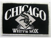 MLB CHICAGOO WHITE SOX BASEBALL EMBROIDERED PATCH #03