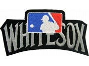 MLB CHICAGOO WHITE SOX BASEBALL EMBROIDERED PATCH #04