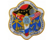 INTERNATIONAL SPACE STATION EXPEDITION 21 PATCH