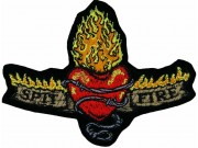 SPITFIRE SKATE BOARD PATCH #01