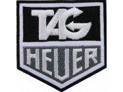 TAG HEUER F1 RACING EMBROIDERED PATCH #01