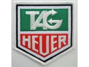 TAG HEUER F1 RACING EMBROIDERED PATCH #04
