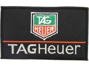 TAG HEUER F1 RACING EMBROIDERED PATCH #06