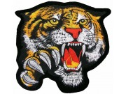 GIANT TIGER EMBROIDERED PATCH (P04)