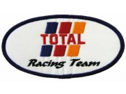 TOTAL MOTOR GP BIKER EMBrOIDERED PATCH #02