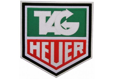 GIANT TAG HEUER EMBROIDERED PATCH (P)