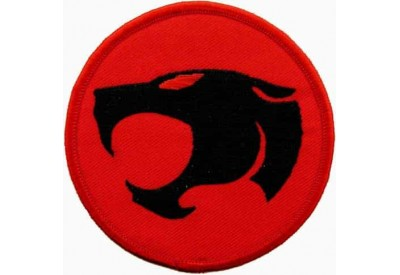 THUNDERCATS COMIC EMBROIDERED PATCH #01