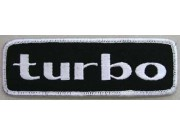 TURBO RACING SPORT EMBROIDERED PATCH #01
