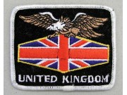 UK EAGLE FLAG