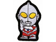 ULTRAMAN CARTOON COMIC IRON ON EMBROIDERED PATCH #01