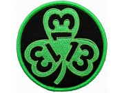USAF 13TH SQUADRON LUCKY 13 CLOVER AIRFORCE PATCH