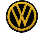 VOLKSWAGEN AUTO IRON ON EMBROIDERED PATCH #11